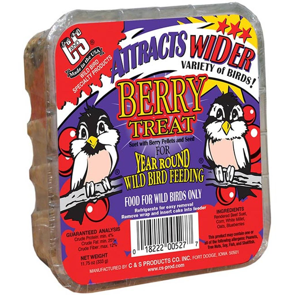 Berry Treat Wild Bird Treat