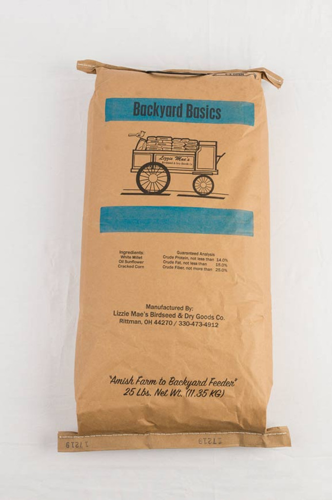 Backyard Basics Ground Feeding Plus
