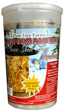 PTF Mealworn Seed Log