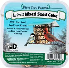 Le Petit Mixed Seed Cake