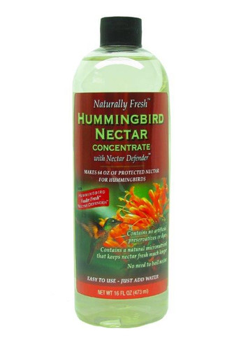 Naturally Fresh Nectar Liquid