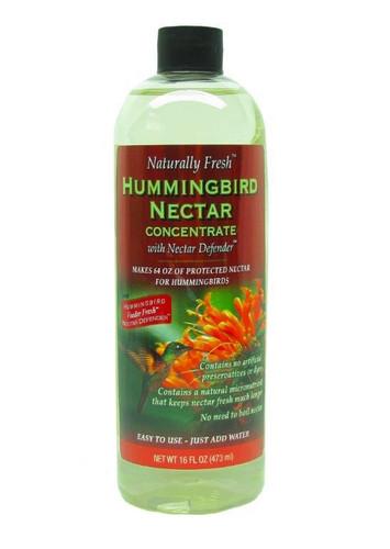 Naturally Fresh Nectar Liquid