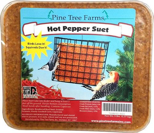 PTF Hot Pepper Cake