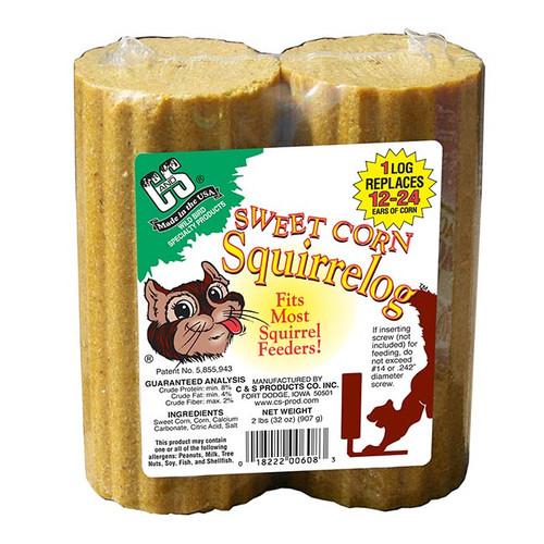 Sweet Corn Squirrelogs