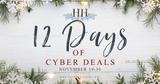 12 Days of Cyber Deals