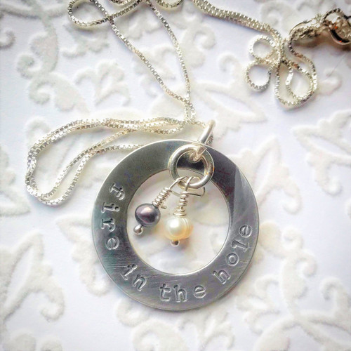 Firein the Hole! necklace