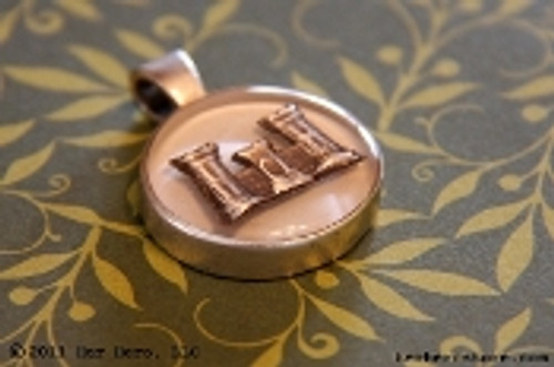 US Army Engineer necklace