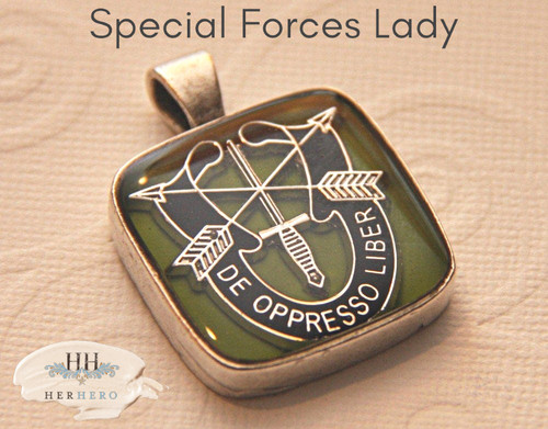 Special Forces Lady