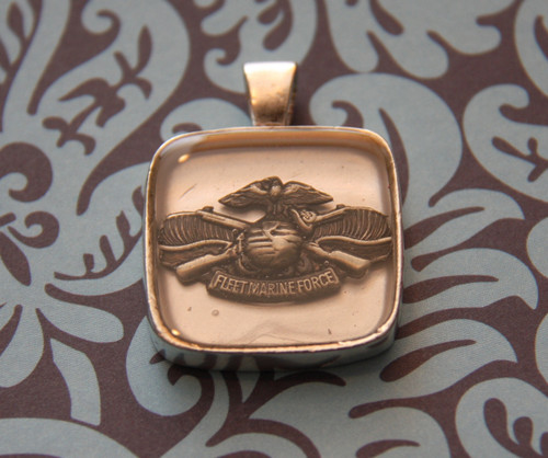 Fleet Marine necklace
