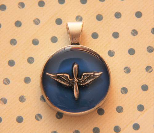 US Army Aviation Necklace