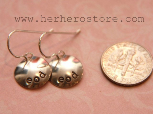 EOD earrings