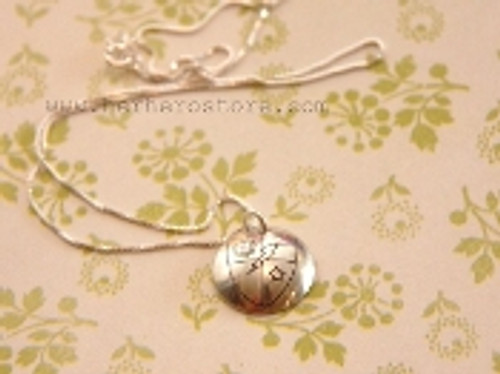 Army Ranger Sweetheart  Necklace