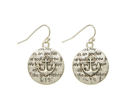 Anchor of the Soul Earrings