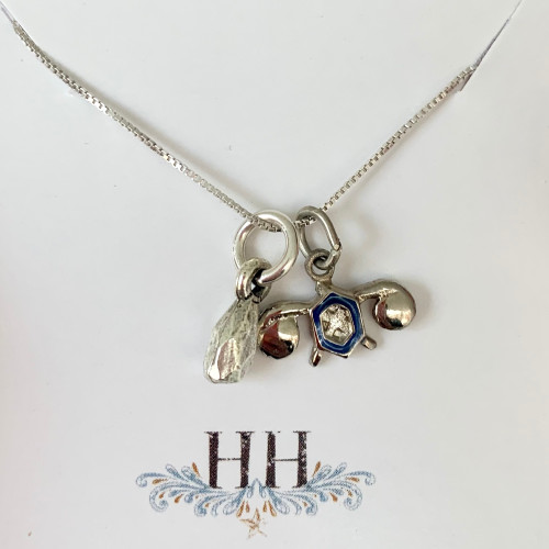 Chemical Charm necklace
