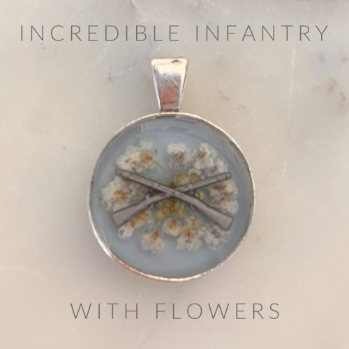 Incredible Infantry with Flowers
