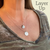 Personalized Good JuJu Charm Necklace