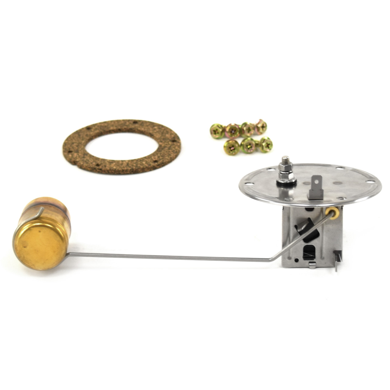 eClassics 1936-1947 Ford 3/4 Ton Pickup Stainless Steel Fuel Sending Unit For Aftermarket Gauges 33-240 Ohms
