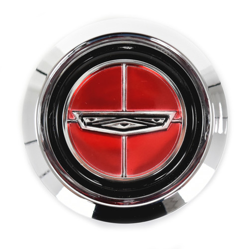 eClassics 1970 Ford Galaxie Wheel Center Cap, Magnum 500