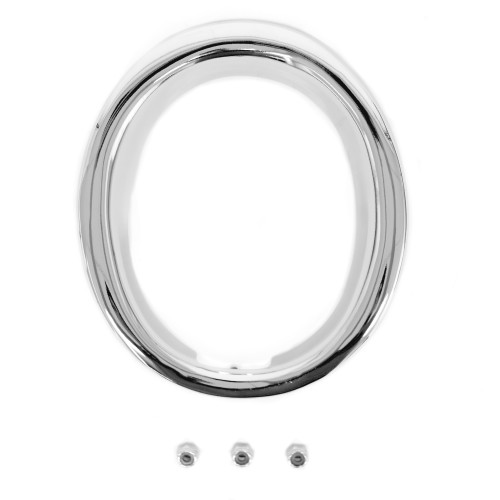eClassics 1965-1966 Ford Mustang Exhaust Ring GT Driver or Passenger Side