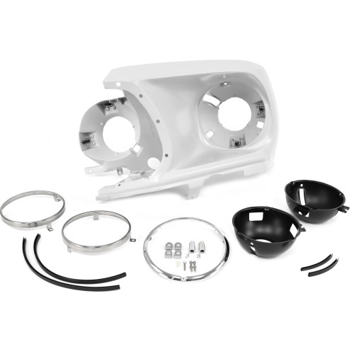 eClassics 1969 Ford Mustang Headlight Assembly Driver Side