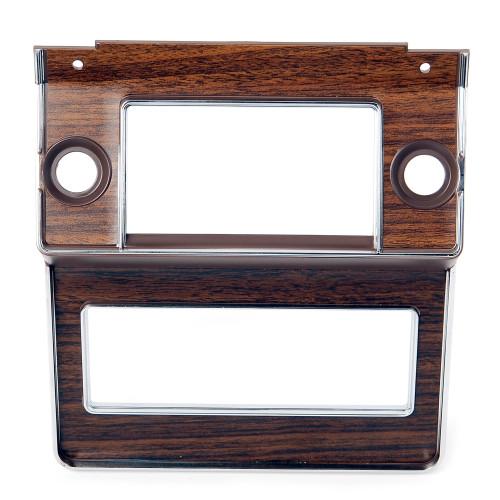 eClassics 1969-1970 Ford Mustang Radio Bezel Woodgrain