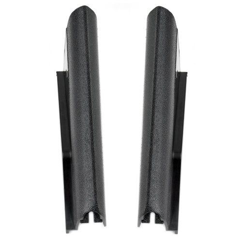 eClassics 1969-1970 Ford Mustang Dash Outer Trim Molding Lower & Outer Pair