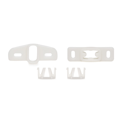 ACP FM-BW070 1971-1973 Ford Mustang Door Window Guide Upper & Lower Anti-Rattle Set