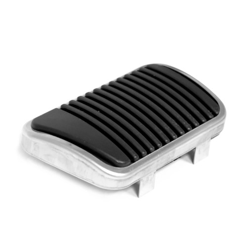 eClassics 1966-1969, 1971-1977 Mercury Comet Clutch Pedal Pad With Stainless Steel Trim