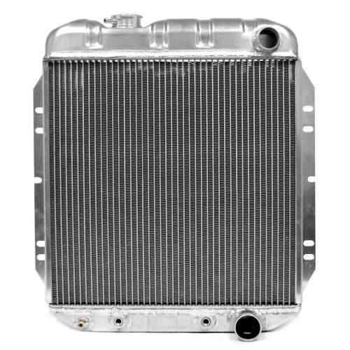 """ACP FM-ER201 1963-1965 Mercury Comet Maxcore 2-Row Performance Aluminum Radiator 17"""" 260/289"""