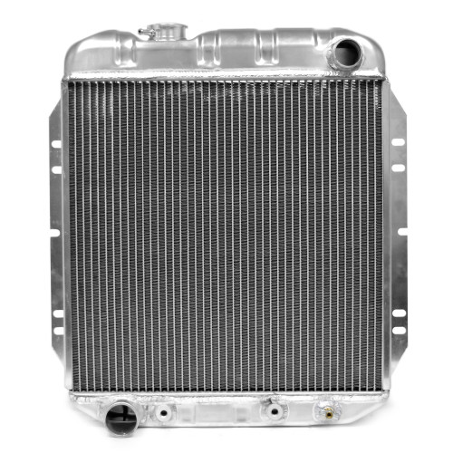 "ACP FM-ER209 1963-1965 Mercury Comet Maxcore 2-Row Performance Aluminum Radiator 17"" 5.0L Conversion"