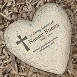"""In Loving Memory"" Garden Stone for Grandma"