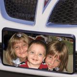 Personalized Photo License Plate for a Super GrandPa!