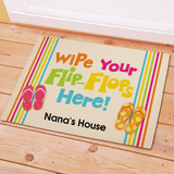 Personalized Summer Doormat for Grandma's House