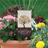 """Personalized """"In Loving Memory"""" Mini Flag (with special message)"""