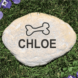 Personalized Garden Stone For Any Dog Lover