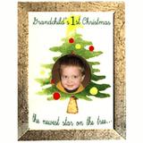 Grandchild's First Photo Ornament/Frame