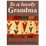 To a lovely Grandma Book