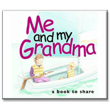 Me and my Grandma Book