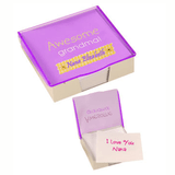 Memo Box for an Awesome grandma