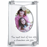 Glass Frame for Grandma