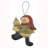 I Love Grandma Christmas Ornament.