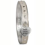 Bangle Bracelet, Best Nana Ever