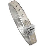 Bangle Bracelet for the best.grandma.ever