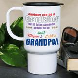 Travel mug for a special Grandpa.