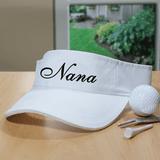 Personalized Visor for a special grandma