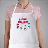 Personalized Apron for a Super Grandma Chef!