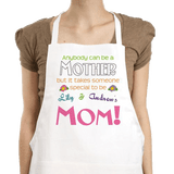 Personalized Apron Just for Mom!