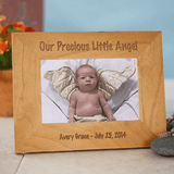 Personalized Grandparent Frame for Our Precious Little Angel