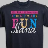 Personalized T-Shirt for a Fun Grandma