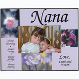 Personalized Grandma Frame with Beautiful Sentiment
